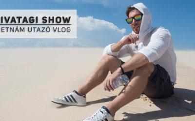 Sivatagi show másképp – Zolixplorer Utazó Vlog – VIDEÓ