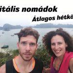 Digitális nomád hétköznapok